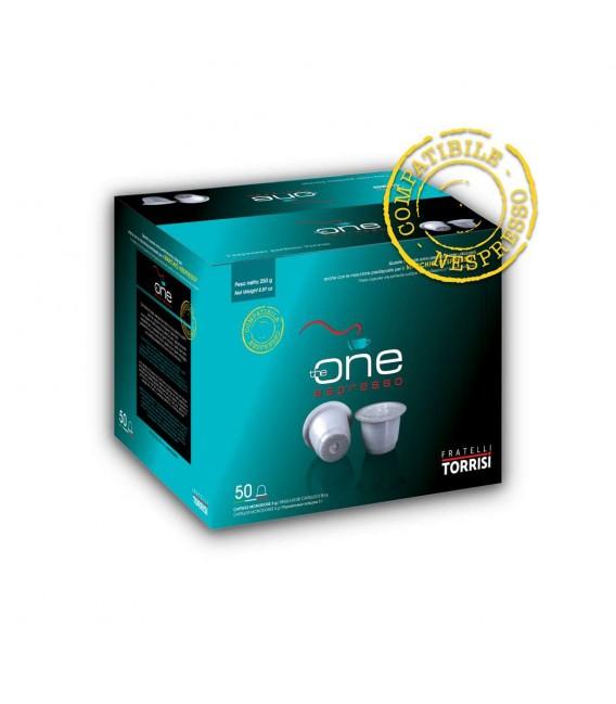The One 50 Capsule Nespresso Compatibili