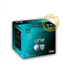 The One 50 Capsules Nespresso Compatible