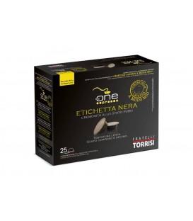 The One ETICHETTA NERA 25cps compatibili A MODO MIO