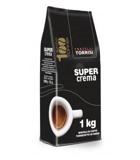 Supercrema Torrisi 1kg coffee beans